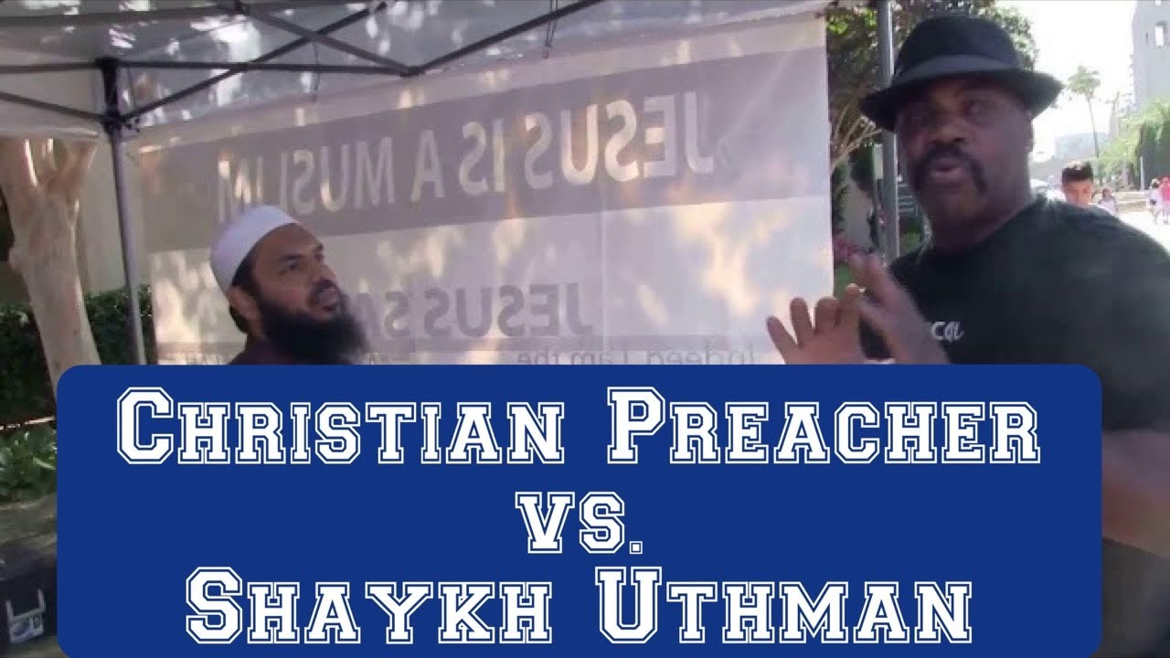 Download 2 Christian Preachers Did Not Have The Answer - Sheikh Uthman Ibn Farooq