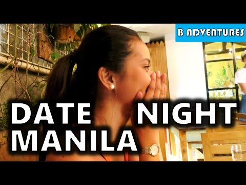 Date Night BGC & Makati Manila, Philippines S4, Vlog 40