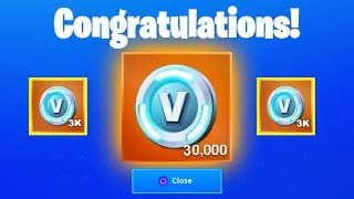 FREE V BUCKS FORTNITE - HOW TO GET FREE VBUCKS AND FREE SAVE THE WORLD IN SEASON 7
