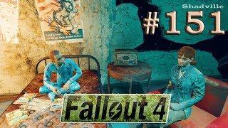Fallout 4 PS4 Прохождение 151 Аферист и Опасные мысли