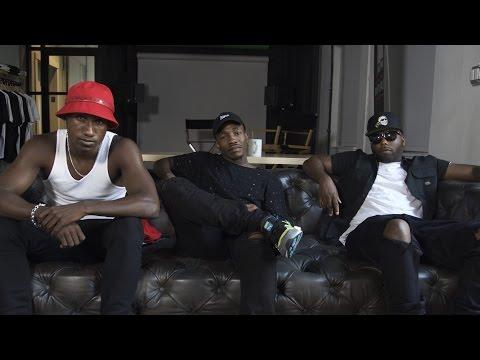 Crew Love: Funk Volume (Hopsin, Dizzy Wright, & Jarren Benton - Interview) mp3