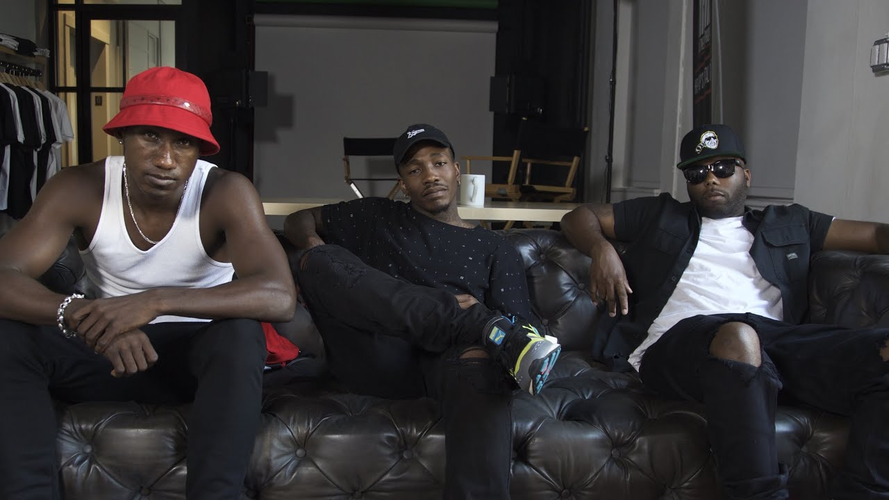 Crew Love: Funk Volume (Hopsin, Dizzy Wright, & Jarren ...