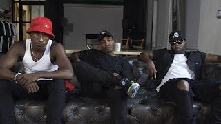 Crew Love: Funk Volume (Hopsin, Dizzy Wright, & Jarren Benton - Interview)