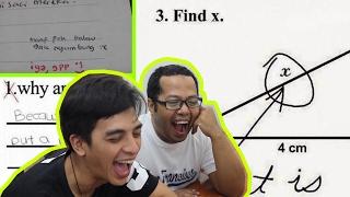 Download Video JAWABAN KOCAK DAN LUCU UJIAN ANAK SEKOLAH (PART #2) MP3 3GP MP4