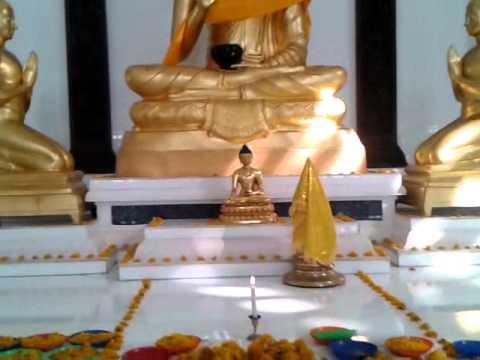 Lord buddha vihar in gulbarga