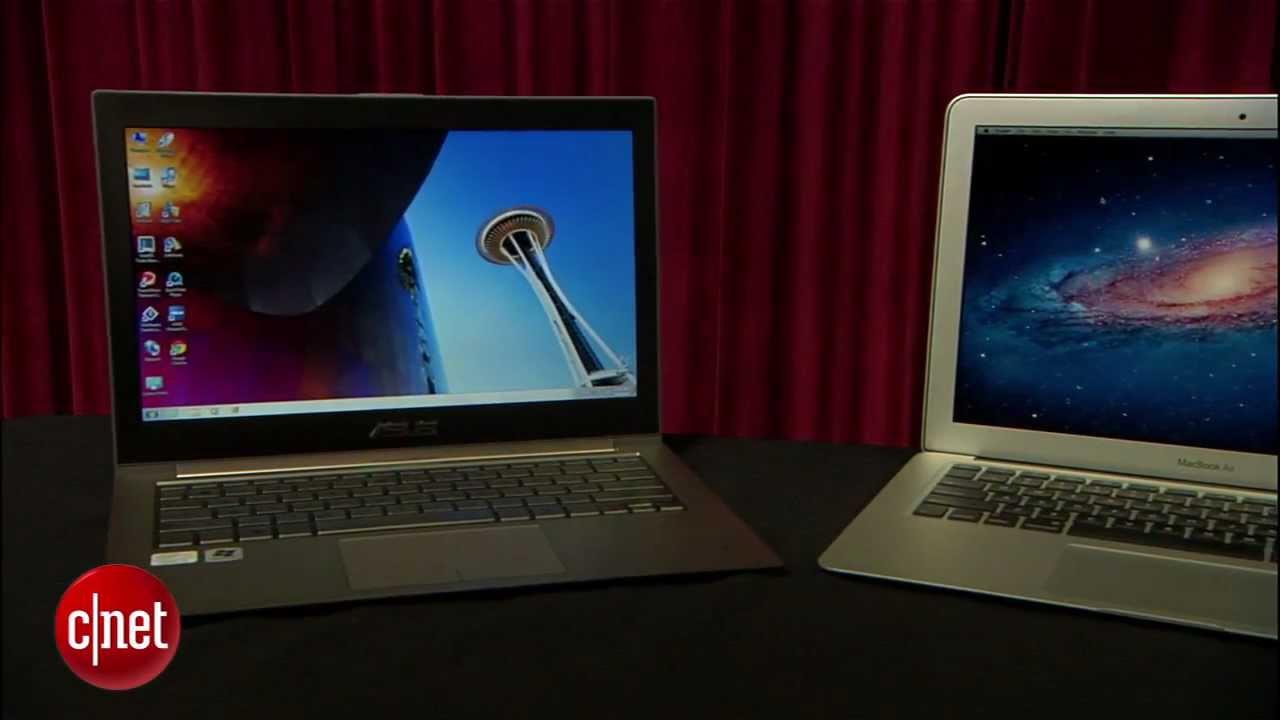 Asus Zenbook UX31E vs. Apple MacBook Air 13-inch ...
