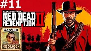 ???? Red Dead Redemption II (PS4 FAT)  — Rozdział 6 - Na żywo