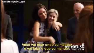 "The Royals - Promo 1x04 - ""Sweet, Not Lasting"" [Legendado]"