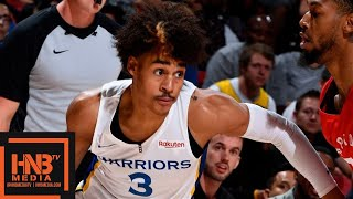 Golden State Warriors vs Toronto Raptors Full Game Highlights | July 6 | 2019 NBA Summer League