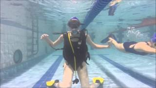Poznaj nurkowanie dla dwóch osób – Białystok video