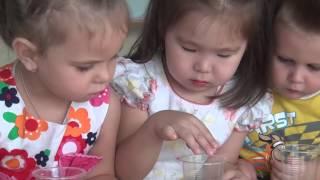 Организация питания в детском саду