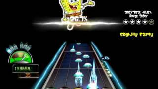 "Frets on Fire - ""Goofy Goober Rock"" - Expert Guitar 5GS"