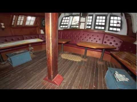 HMS Bounty, Cobh 2009