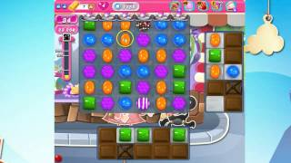 Candy Crush Saga Level 1155 No Boosters