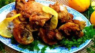 Вот, как нужно готовить курицу!Рецепт, который сделают ужин незабываемым!