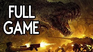 Turok - FULL GAME Walkthrough Gameplay No Commentary