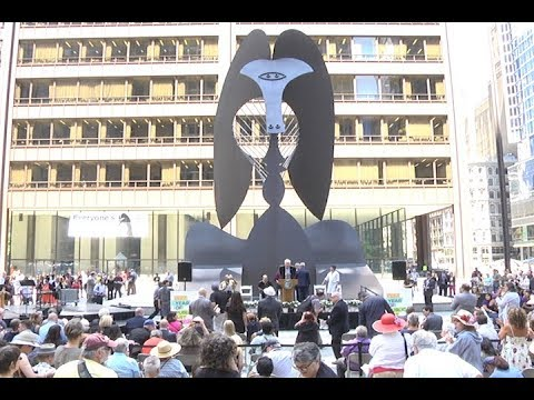 Celebrating 50 Years of Picasso in Chicago