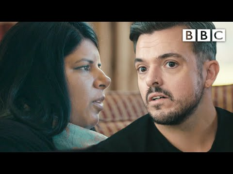 Karl has spent 15 years searching for the woman who held his hand during the 7/7 bombings - BBC