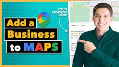 How to Add My Business to Google Maps (2019)
