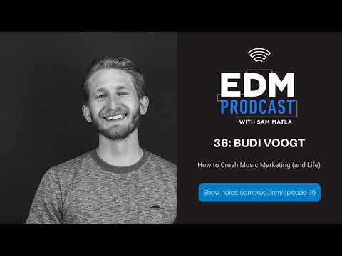Budi Voogt Interview – How to Crush Music Marketing (and Life)