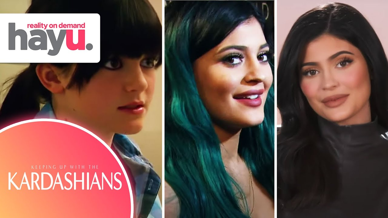 Download The Many Looks Of Kylie Jenner   Seasons 1-18   Keeping Up With The Kardashians