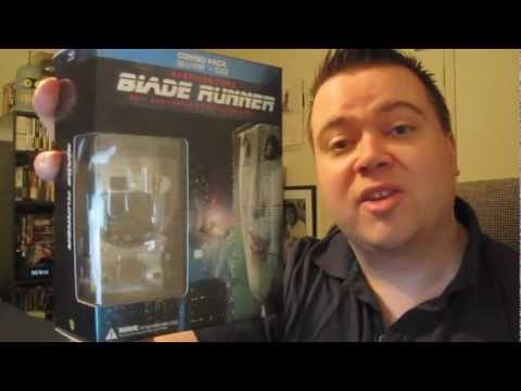 Blade Runner 30th Anniversary Collector's Edition Blu-Ray Unboxing Review