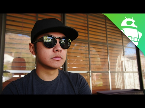 215106a0fd2b Snapchat Spectacles V2 Review - A Vloggers Camera  - YouTube