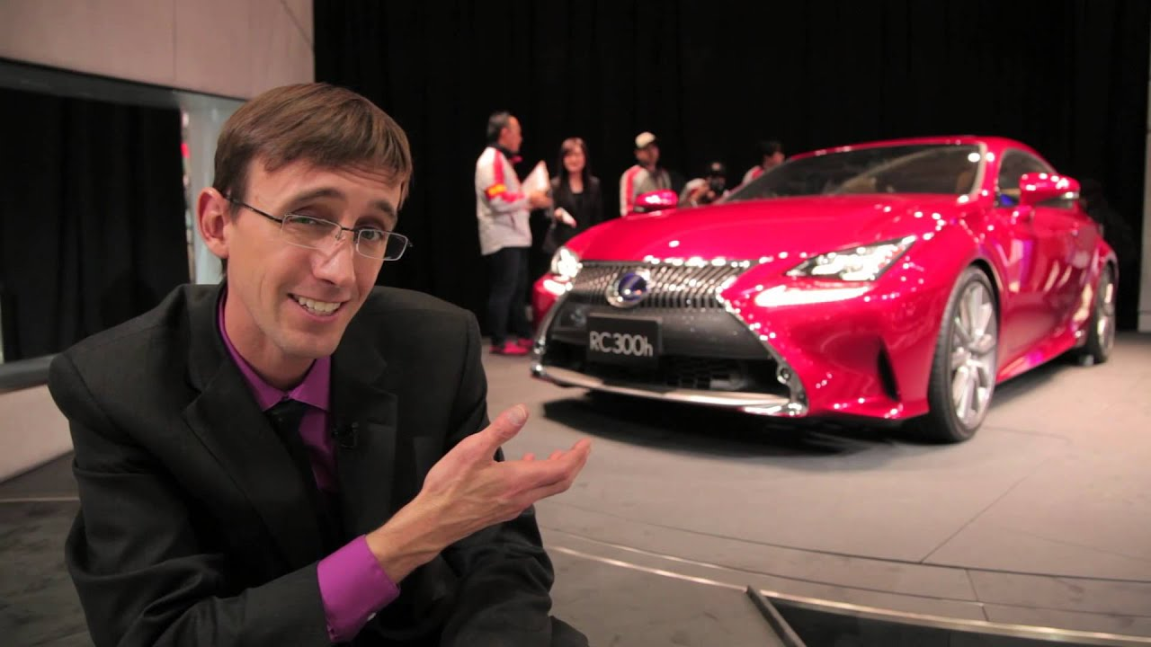 2014 lexus rc coupe 2013 tokyo motor show youtube - Tokyo motor show 2014 ...