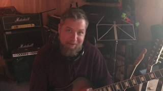 Recording the 5th Wobbler album - Part 5