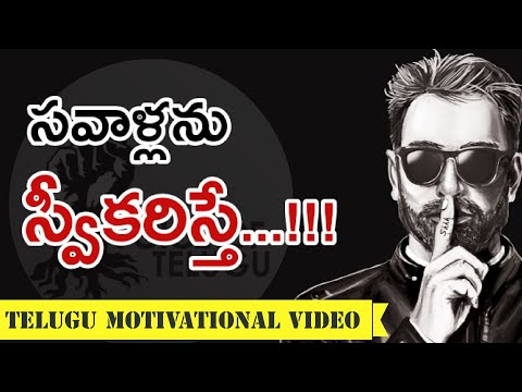 Face The Challenge | Challenging Motivational Video By Voice
