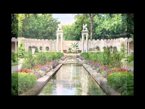 Persian Garden Design Inspiration