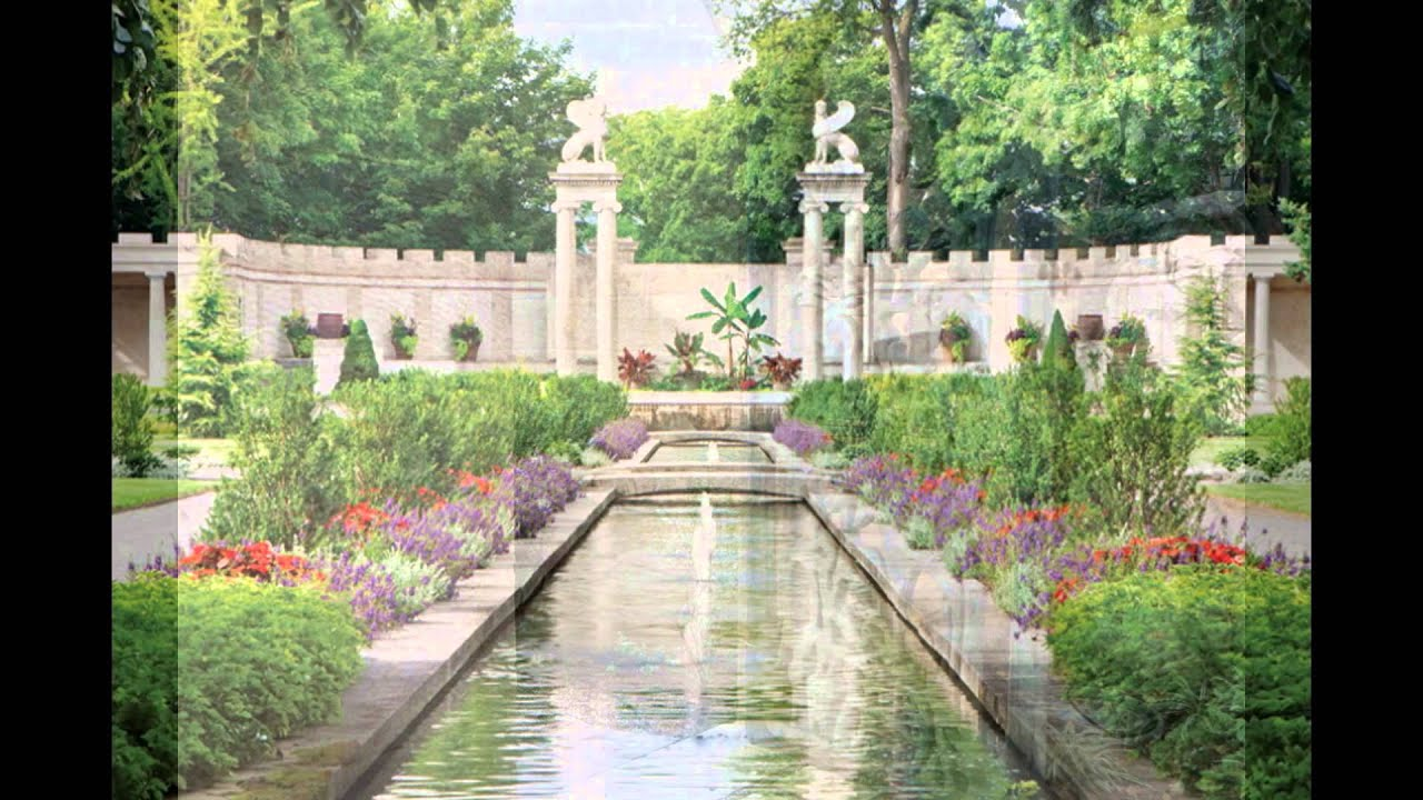 Amazing Persian Garden Design Inspiration