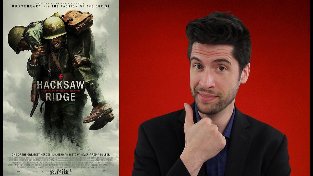 Hacksaw Ridge Movie Review Youtube
