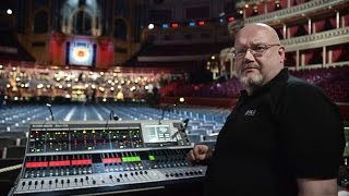 ILIVE MANAGES FOH FOR CLASSIC QUADROPHENIA AT THE ROYAL ALBERT HALL