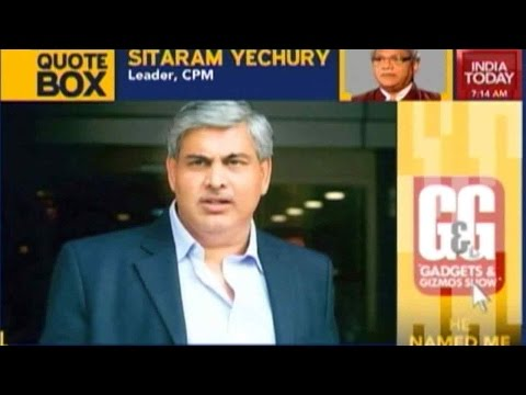 Shashank Manohar Back In Power Of BCCI