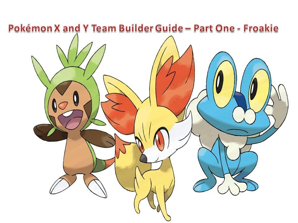 how to get protean froakie starter