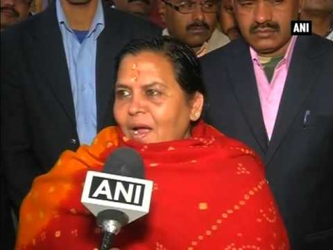 Indira's daughter-in-law must remember 'emergency': Uma Bharti