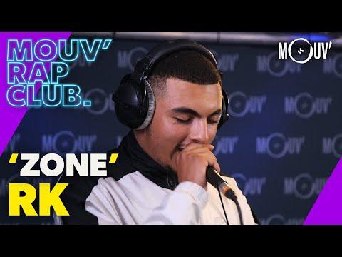 Youtube: RK:«Zone» (Live @Mouv' Rap Club)