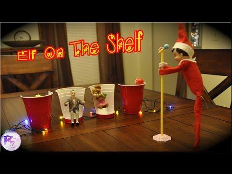 Big D - Awesome Elf On The Shelf Ideas !!!!