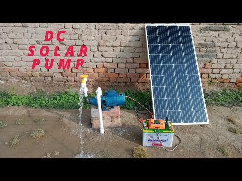 install 12v Solar Water Pump   Water Solar Pump With Solar Panel 12v Water Pump
