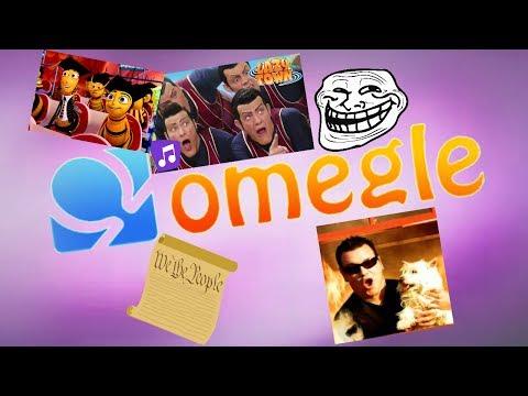 Copy-Paste Trolling on Omegle!