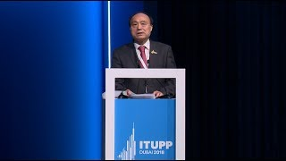Houlin Zhao, Secretary-General, ITU, PP18 Opening Ceremony Speech thumbnail