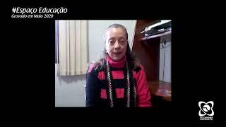 Espaço educação - Conteúdo NAPE e Escola Nair Peres