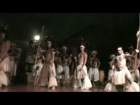 Easter Island Kari Kari Dancers - Full Show