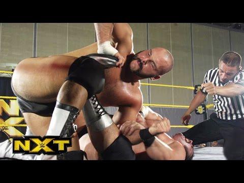 Samson & Knight vs. Dawson & Wilder – Dusty Rhodes Tag Team Classic First Round Match: Sept. 9, 2015