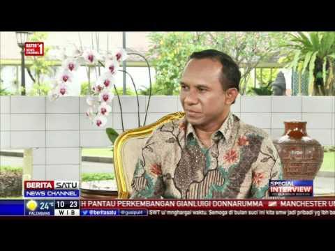 Special Interview with Claudius Boekan: Teror, Petral, Payung Cinta #2