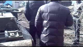 Танк. город Купянск Харьковская область(Загрузка на платформу., 2014-03-17T16:20:09.000Z)