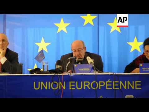 EU observers present their preliminary findings on the fairness of Mali elections