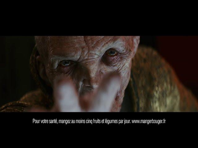 Nouveau spot publicitaire Coca-Cola – Star Wars 2017 – FULL FORCE ZERO SUCRES