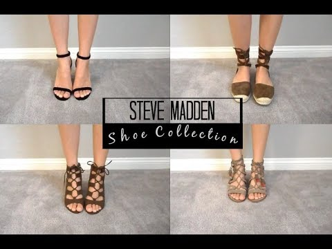 STEVE MADDEN SHOE COLLECTION | SMPLYME